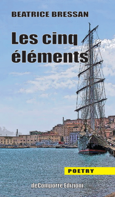 Bressan Beatrice Copertina Les Cinq Elements