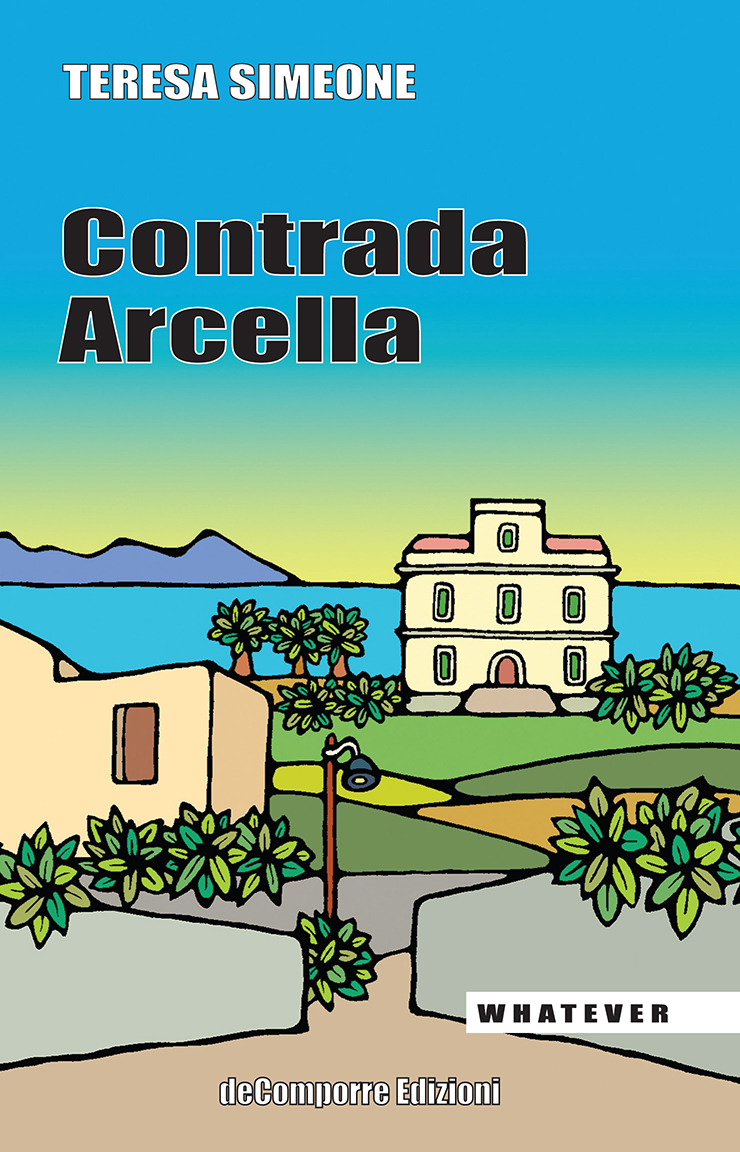 WHATEVER Copertina Contrada Arcella Teresa Simeone